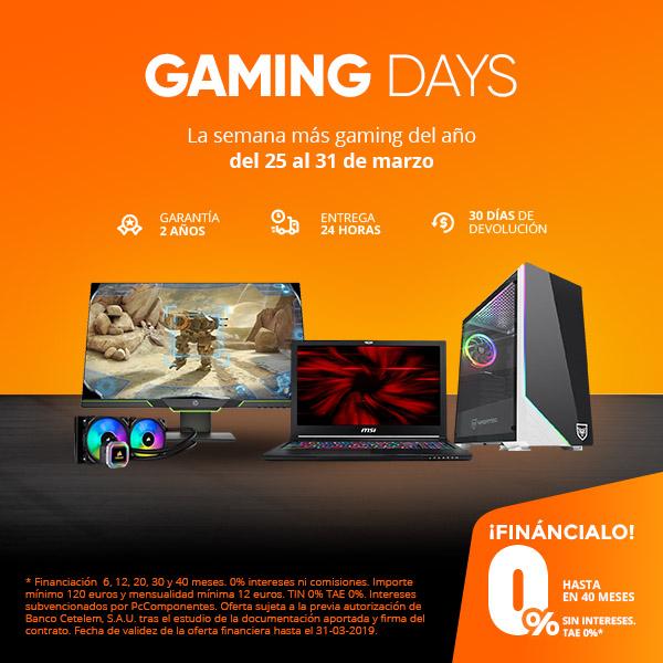 La semana más gaming del año