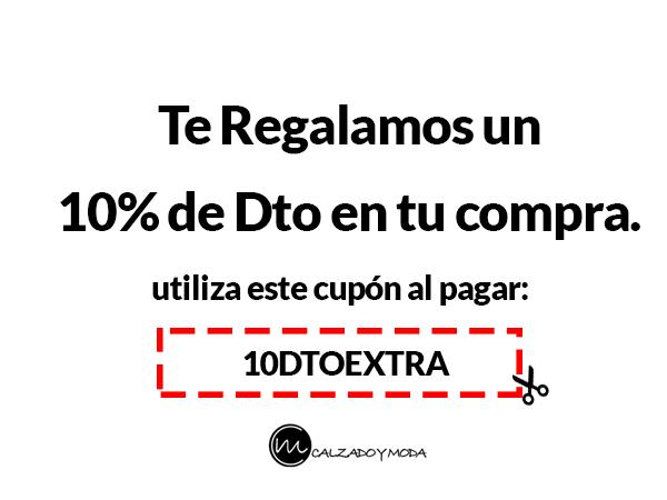 10% Descuento Extra