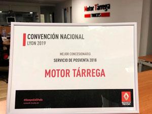 Motor Tàrrega Trucks premiado