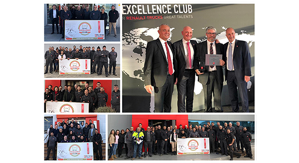 Motor Tàrrega recibe el premio Retail Excellence Club